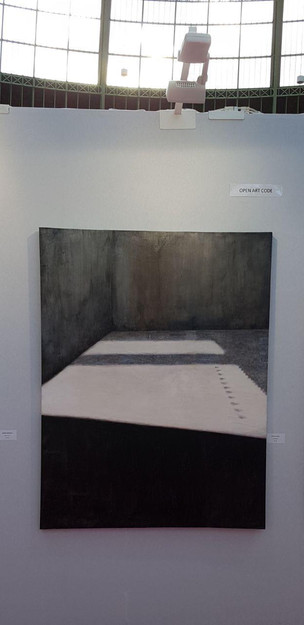 Wayne Stoner, OpenArtCode Paris ART CAPITAL at the Grand Palais Salon des Artistes Indépendants